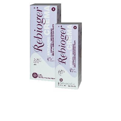 rebioger crema antinvecchiamento che previene e riduce la formazione delle rughe e delle
