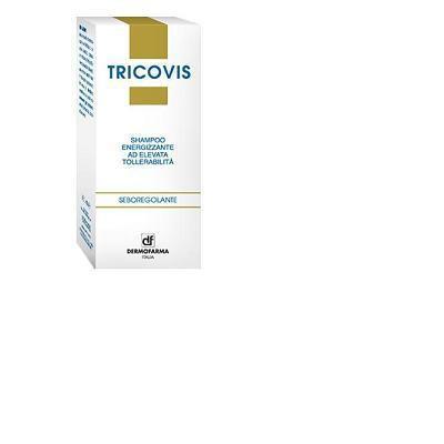 tricovis shampoo ad elevata tollerabilit{, seboequilibrante, che contrasta con efficacia la