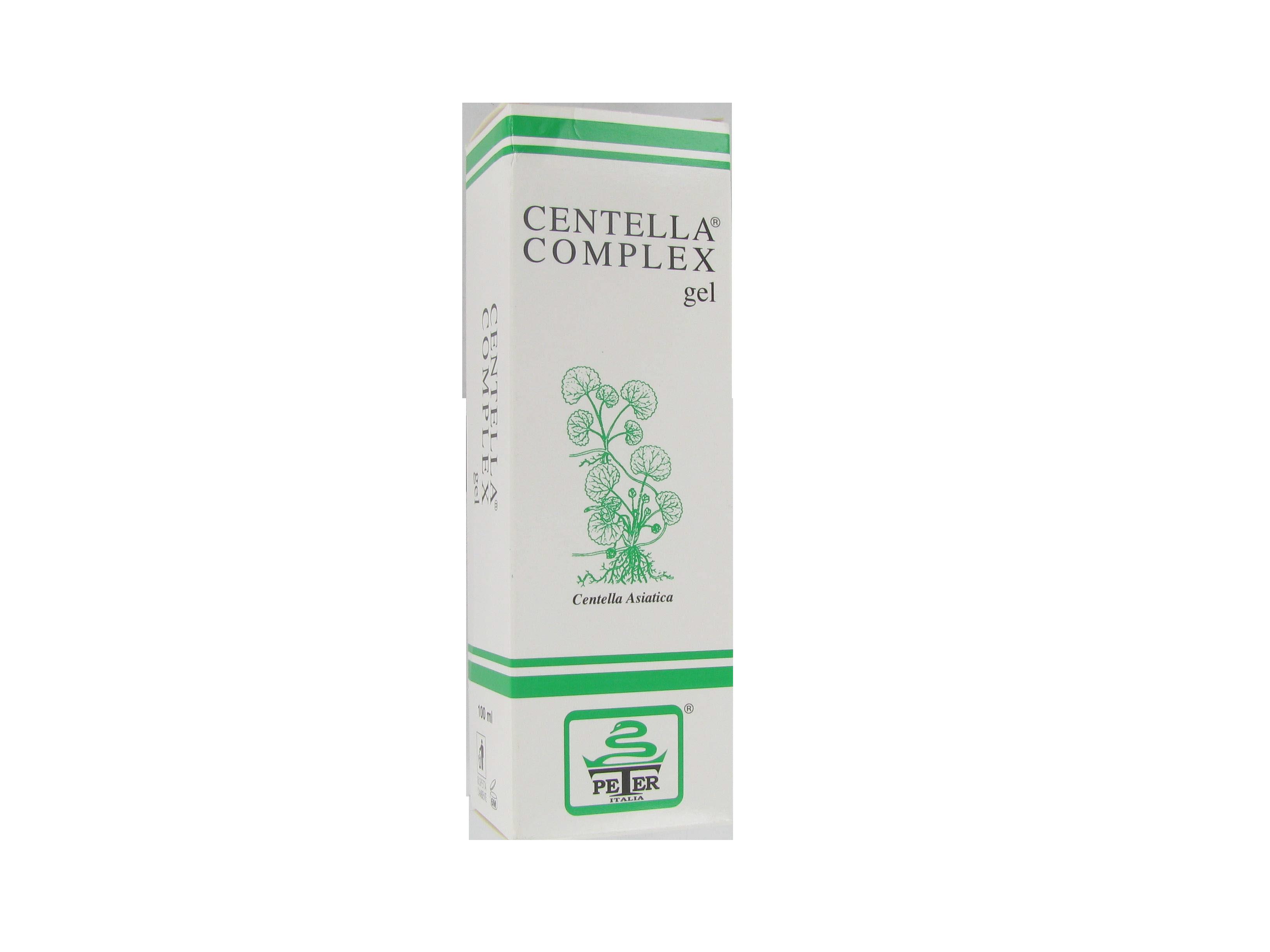 centella complex gel 100 millilitri