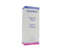 bioprot shampoo dolce cap sec