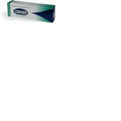 emoform actisens dentifricio per denti sensibili