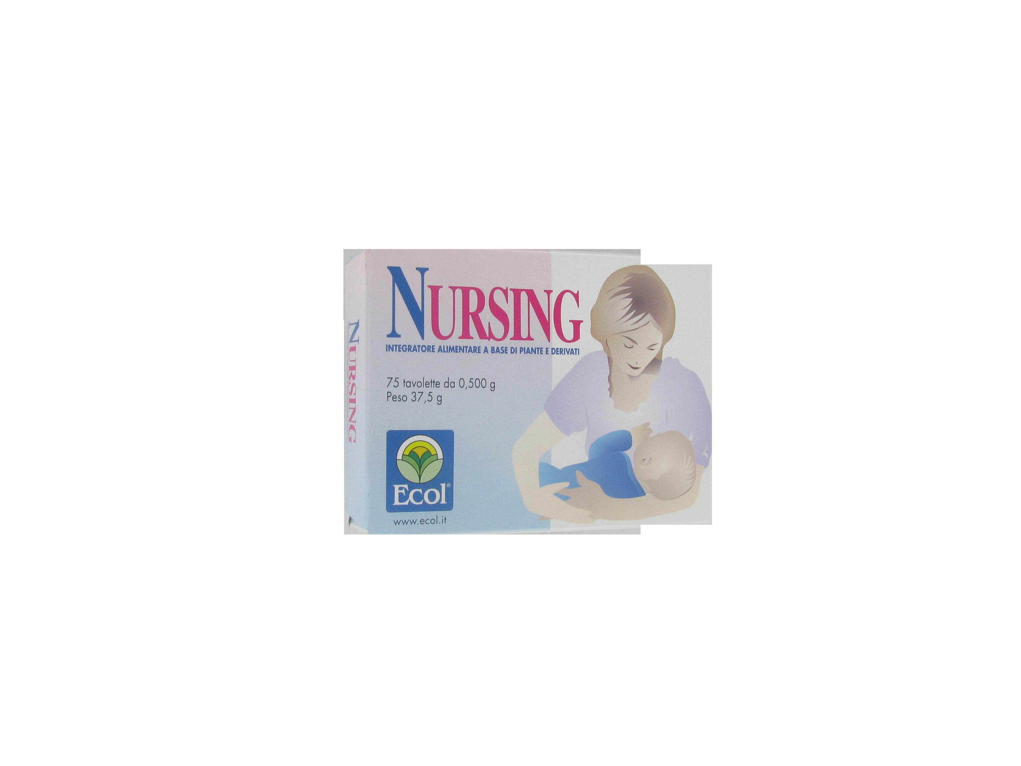 nursing tavolette