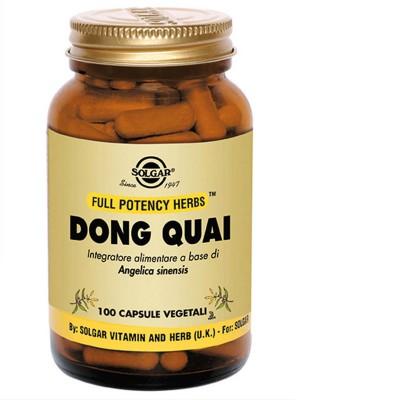 dong quai aiuta a mantenere o a riottenere l'equilibrio delle funzioni