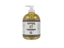 l'amande sapone liquido vegetale, con e senza profumo