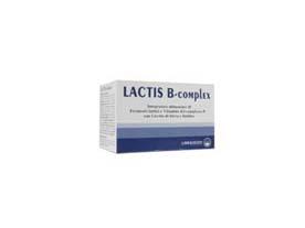 lactis b-complex integratore alimentare che grazie allÂ'apporto di fermenti lattici, vitamine del
