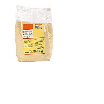 il fior di loto farina integrale di soia tostata