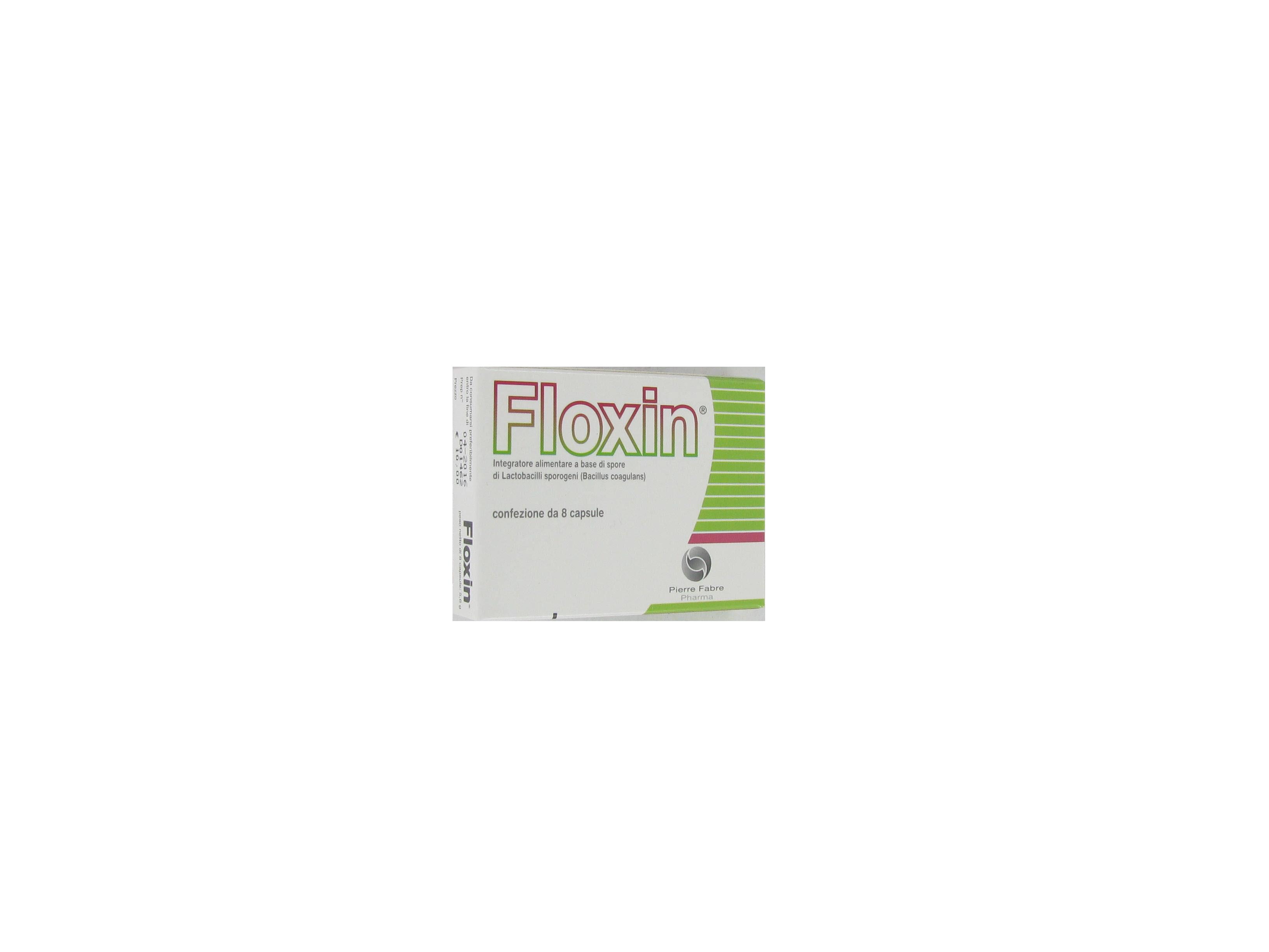 floxin capsule indicazioni