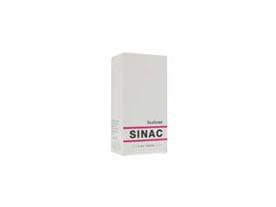 sinac lozione soluzione idroalcoolica per il trattamento cosmetico