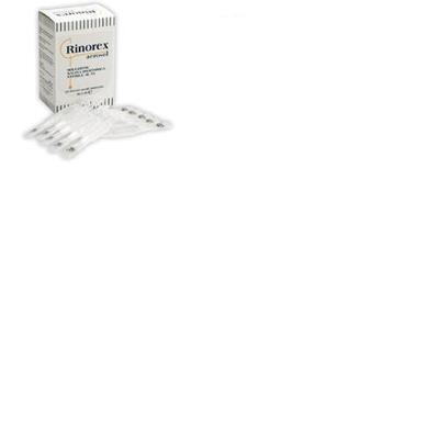 rinorex aerosol con bicarbonato