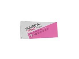 biomineral unghie topico emulsione per il trattamento della fragilit{ unguale. grazie all'impiego di