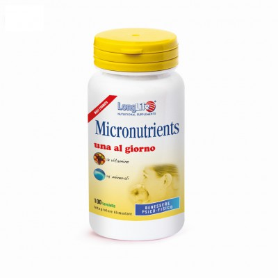 longlife micronutrients 100tav