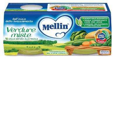mellin verdure miste