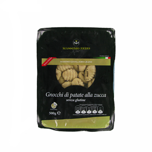 massimo zero gnocchi zucca500g