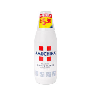 amuchina 100% 500 millilitri promo