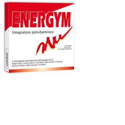 energym integratore alimentare di vitamine del gruppo b e carnitina utile a colmare le carenze