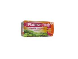 plasmon piselli e zucchine