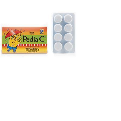 pedia c integratore alimentare utile in caso di diminuito apporto o aumentato fabbisogno di