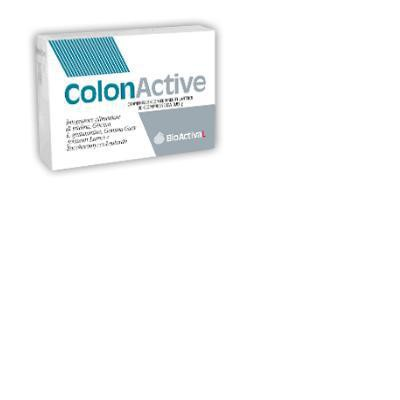 colonactive integratore alimentare a base di gomma di guar, fermenti lattici, lievito, inulina e