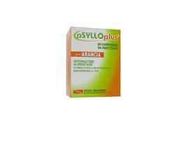 psylloplus gusto arancia integratore alimentare di fibra di psyllium. grazie al suo naturale contenuto in fibra