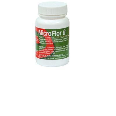 microflor 8 capsule vegetali