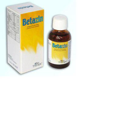 betazin integratore alimentare polivitaminico-minerale. utile nei casi di ridotto apporto con la