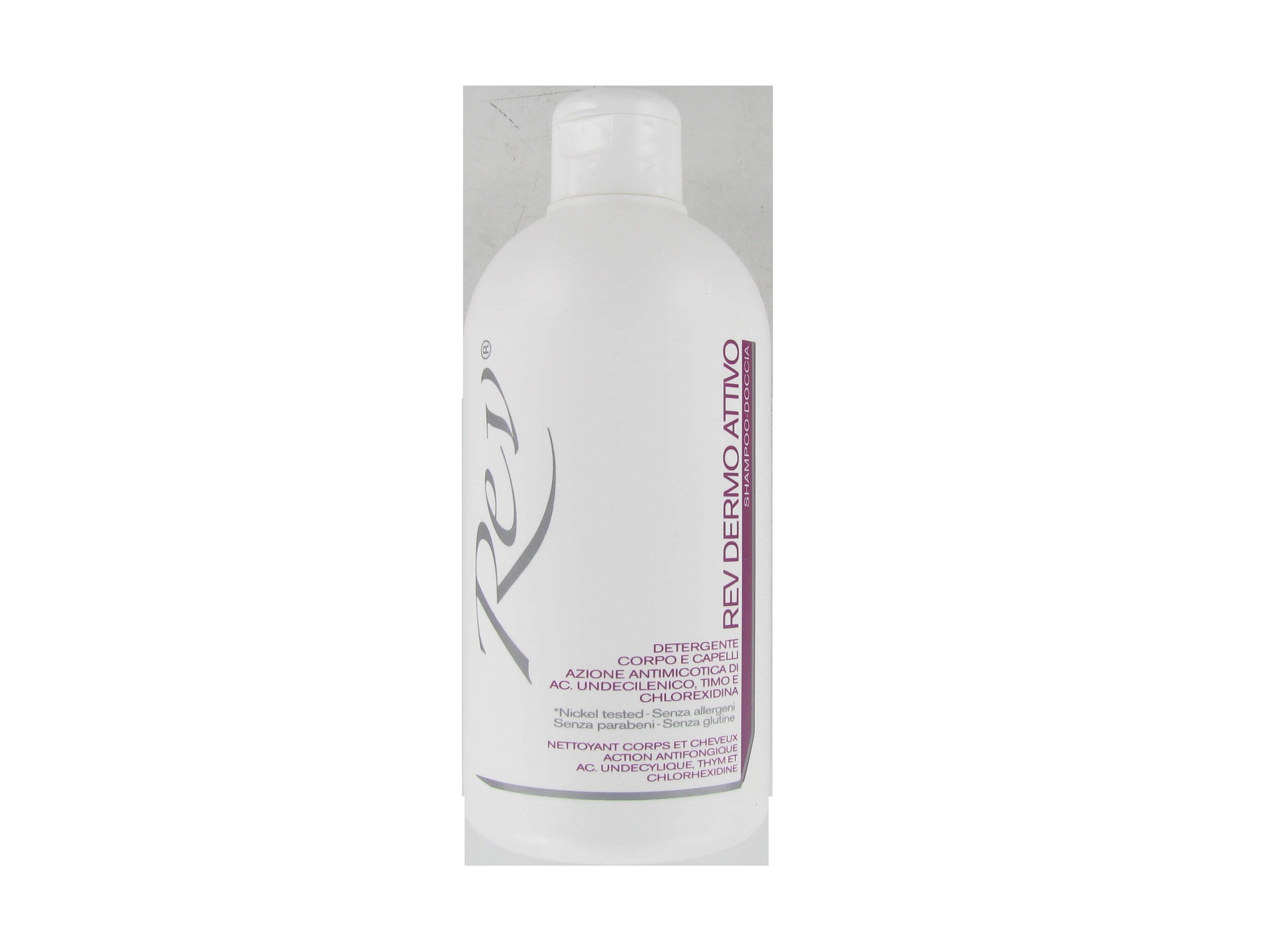 rev dermo-attivo detergente attivo - ph 5.0