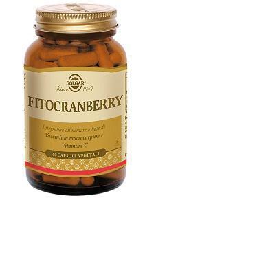 fitocranberry effetto benefico del vaccinium macrocarpum ait. (mirtillo americano)