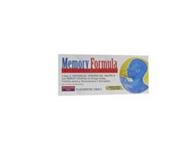 memory formula utile per migliorare la concentrazione e la memoria, sia a breve che a lungo termine.