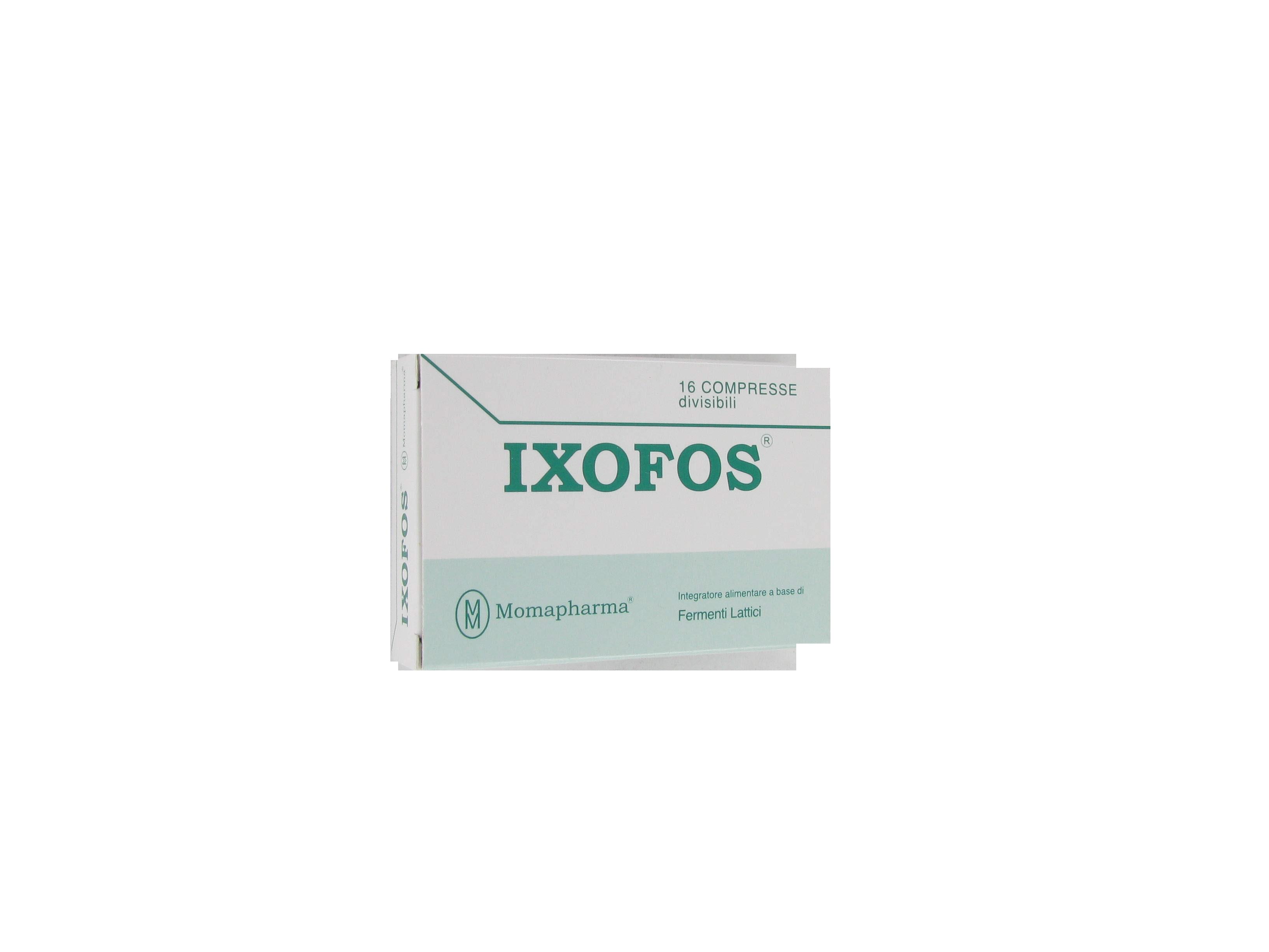 ixofos integratore alimentare