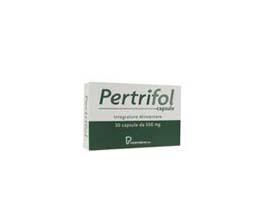 pertrifol integratore alimentare a base di estratto di serenoa repens con te' verde egcg, metil