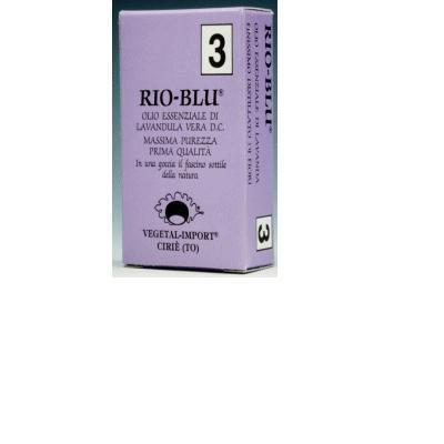 rio-blu olio essenziale di lavandula vera d.c.