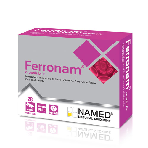 ferronam orosolubile