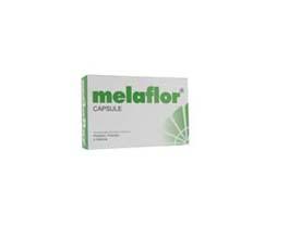 melaflor simbiotico per alterazioni della flora batterica intestinale.