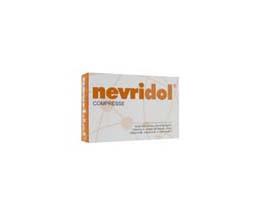nevridol integratore alimentare ad azione antiossidante, utile per il trofismo delle cellule