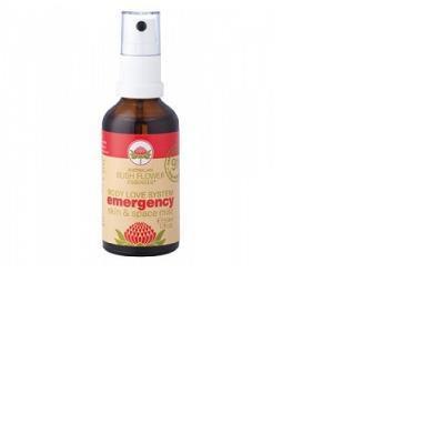 emergency formulazione biologica per viso e corpo da utilizzare durante i periodi di stress per