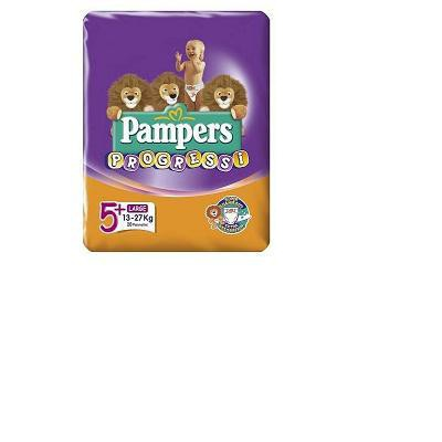 pampers progressi play time - large