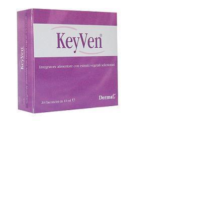 keyven integratore alimentare che fornisce il giusto apporto di elementi nutrizionali per