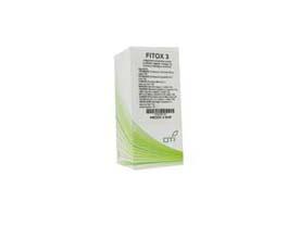fitox 3 gocce 100 millilitri