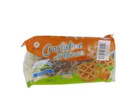 happy farm crostatine all'albicocca