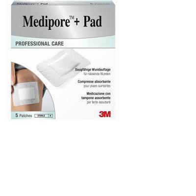medipore + pad dispositivo medico ce. medicazione sterile pronta in tessuto non tessuto traspirante con