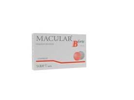 macular b forte integratore alimentare di acido folico, vitamina b2, vitamina b6, vitamina b12, vitamina