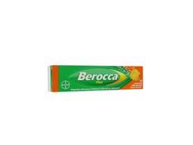 berocca plus integratore alimentare di vitamine del gruppo b, vitamina c, calcio, magnesio e zinco,