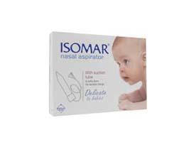 isomar aspiratore nasale dispositivo medico ce, facile da usare, delicato e sicuro, dona un rapido sollievo al