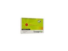 tireoagehigh integratore alimentare utile per coadiuvare il fisiologico benessere dell'organismo.