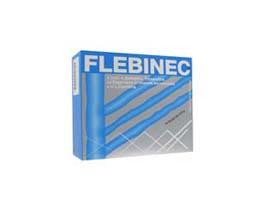 flebinec integratore alimentare a base di diosmina, troxerutina ed esperidina in miscela
