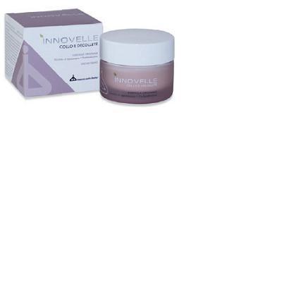 innovelle crema ad azione antiossidante, antirughe, elasticizzante, idratante contenente