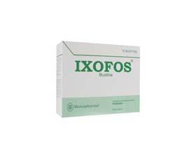 ixofos integratore alimentare a base di fermenti lattici vivi, pu¦ risultare utile come