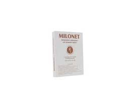 Milonet integratore alimentare con fermenti lattici e grifola frondosa.