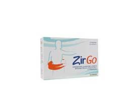 zirgo integratore alimentare probiotico per il riequilibrio della flora batterica intestinale