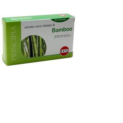 bamboo integratore alimentare a base di estratto secco di bamboo, utile per il benessere di